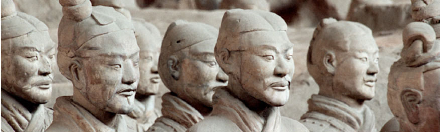 Xian - Terracotta Chinese army